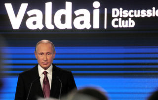 Valdai Discussion Club