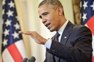 Obama on Saudi Arabia