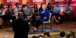 Hillary Clinton On MSNBC
