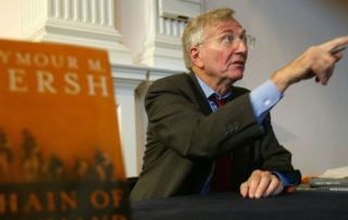 Book author Seymour Hersh