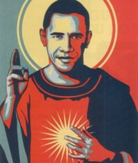 Saint Obama