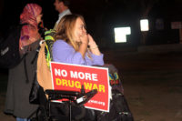 No More Drug War (Image by Neon Tommy)